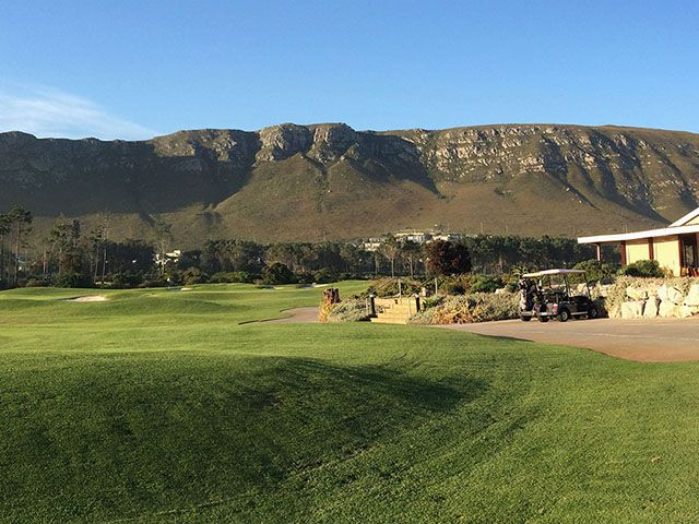 Golf in Hermanus